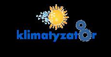 Klimtatyzacja wentylacja ogrzewanie Logo