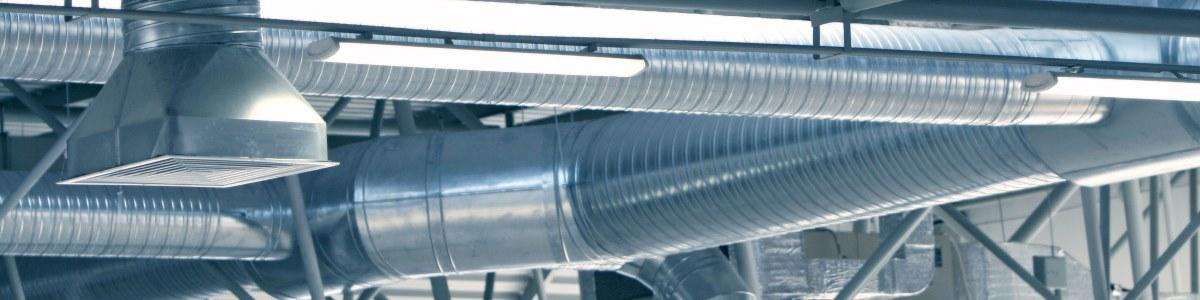 przemysłowe instalacje wentylacyjne